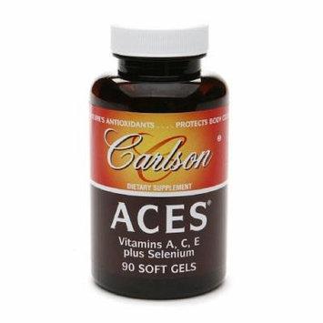 Carlson ACES, Vitamins A, C, E plus Selenium, softgels 90 ea