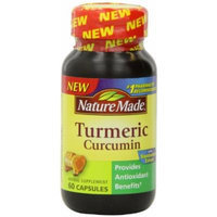 Nature Made Tumeric Capsules 500 Mg (Pack of 4) , nature-3hjy