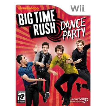 Game Mill Entertainment Big Time Rush Video Game for Nintendo Wii