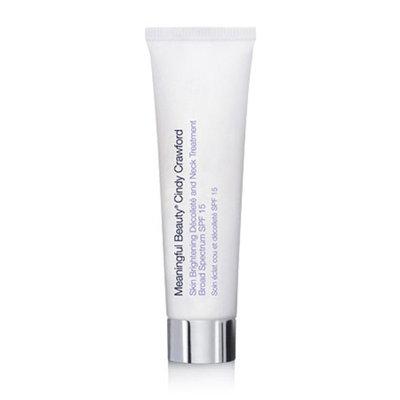 Meaningful Beauty Skin Brightening Décolleté & Neck Treatment