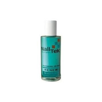 Nail Tek Renew Anti-Fungal Cuticle Oil 2 Oz. Pro Refill Size