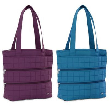 Lug Usa, Llc. Lug Taxicab Full Tote Midnight - Lug Fabric Handbags