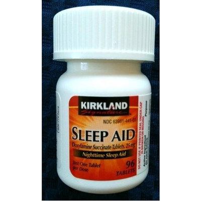 kirkland Signature Nighttime sleep aid - 96 Tablets