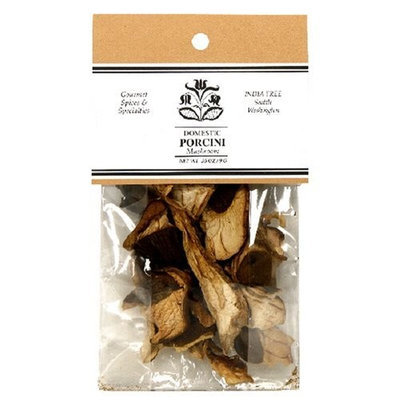 India Tree Porcini Mushrooms, .35 oz (Pack of 3)