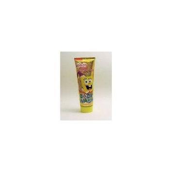 SpongeBob Christmas Sugar Cookie Scented Body Wash - 8 Ounces