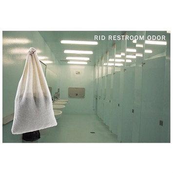 Smelleze Reusable Bathroom Deodorizer Pouch: Xx Large