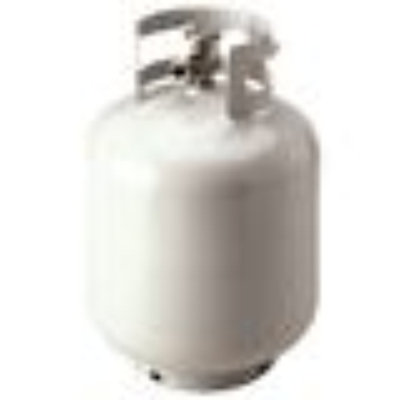 Bernzomatic Corporation Worthington 20 lb. Gas Cylinder with Overfill Prevention - WORTHINGTON CYLINDERS CORPORATION