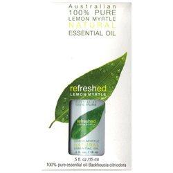 Tea Tree Therapy Lemon Myrtle 100% Natural Essential Oil - 0.5 fl oz