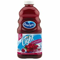 Ocean Spray Light: Cran-Raspberry Juice Drink