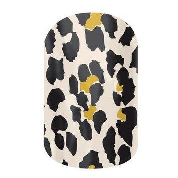 Jamberry Nails Half Sheet Nail Wrap Animal Prints (Natural Leopard)
