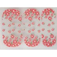 Jamberry Nails Half Sheet Nail Wrap Floral Prints (May Flowers)