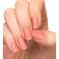 Authentic Incoco Nail Polish 16 Double-ended Strips By It's a Nail - Coral Crush