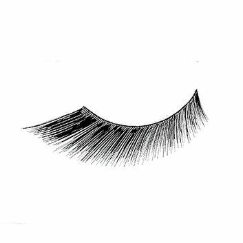 Illamasqua False Eye Lashes 016