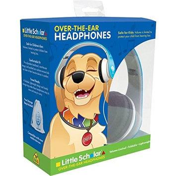 School Zone Publishing Company School Zone Little Scholar Over-The-Ear Headphones - Volume Limited - Comfortable - Adjustable Headband - Foldable - Travel Ready