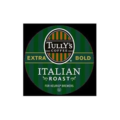 Keurig K-Cup Tully's Italian Roast Coffee 18-pk.
