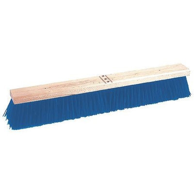 TOUGH GUY 4KNC5 Push Broom, PP, Contractor Broom