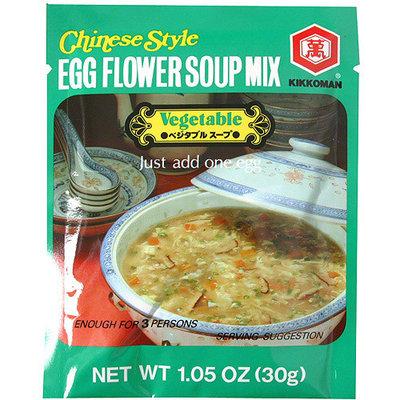 Kikkoman Egg Flower Soup, 1.05 oz (Pack of 12)