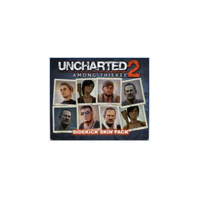 Uncharted 2: Sidekick Skin Pack DLC (Playstation 3)