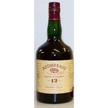 Block And White Redbreast Irish Whiskey 12 Year 750ML
