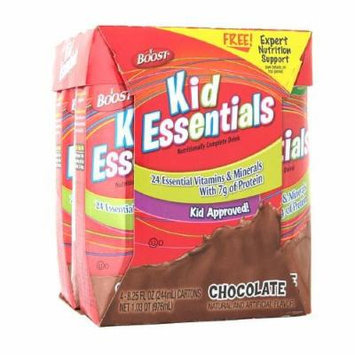 Boost Kid Essentials Nutritionally Complete Drink, Chocolate 4 ea