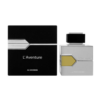 L'Aventure by Al Haramain for Men 3.4 oz Eau de Parfum Spray