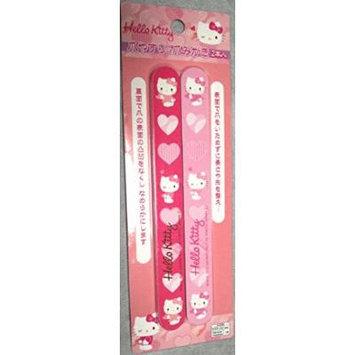 Hello Kitty Nail Files 2pcs [Pink]