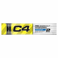 CELLUCOR C4 Pre Workout Supplement Icy Blue Razz