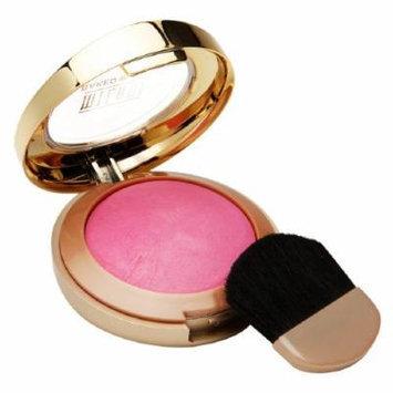 Milani Baked Powder Blush, Delizioso Pink 0.12 oz