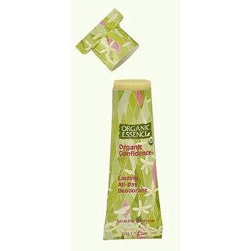 Jasmine Blossom Deodorant All Natural By Organic Essence