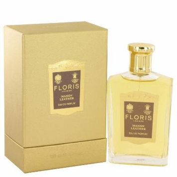 Floris Mahon Leather for Women by Floris Eau De Parfum Spray 3.4 oz