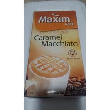 Maxim Caramel Macchiato (130g x 2 packs)