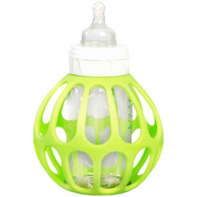 Original Baby Ba Baby Bottle Holder, Green