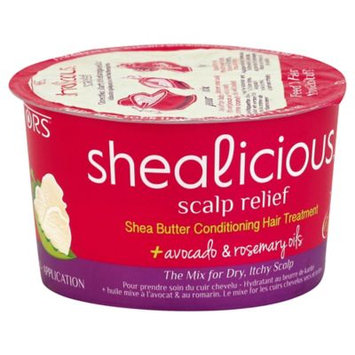 ORS Shealicious 3 oz. Scalp Relief Shea Butter Conditioning Hair Treatment