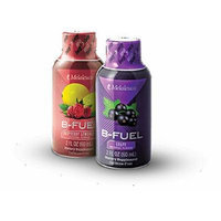 Melaleuca Vitality Elevate B-Fuel, Grape, 2oz