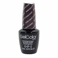 OPI GEL COLOR Nail Polish Lacquer - Nordic Collection - GC N44 - How Great is Your Dane?, 0.5 Fluid Ounce