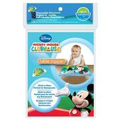 Neat Solutions Table Topper - Mickey Mouse - 18 ct