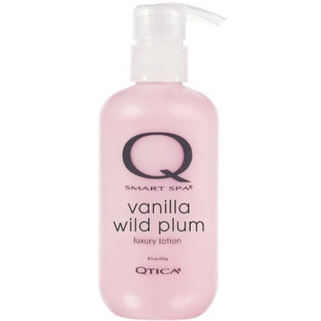 Qtica Vanilla Wild Plum Luxury Body Lotion 8 oz.
