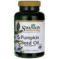 Pumpkin Seed Oil 1,000 mg 100 Sgels (4)