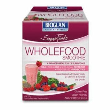 Bioglan Superfoods Wholefood Smoothie Berry 10 x 20g