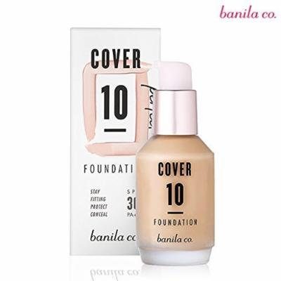 Banila Co. Cover 10 Perfect Foundation SPF30 PA++