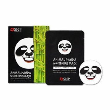 SNP Animal Panda Whitening Mask (1 Box = 10ea)