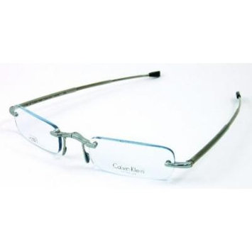Calvin Klein CR1 Reading Glasses with +2.00 Prescriptions