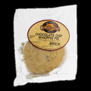 Grumpy John's Whopie Pie Chocolate Chip