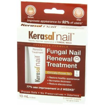 Kerasal Kerasal Nail Fungal Nail Renewal Treatment New Mega Size Package 40-ml
