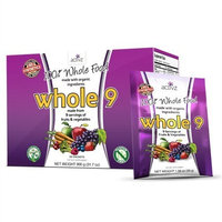 Whole 9 Meal Replacement Shake by Activz - 30 Packets