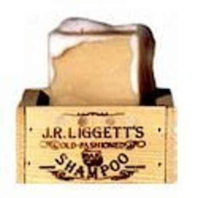 Jr Liggett Original Bar Shampoo with Shelf - 3.5 oz,(J.R. Liggett's)