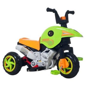 Lil' Rider KB-301 Gemini Dual Power Trike - Green