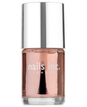 nails inc. Kensington Caviar Top Coat 0.33 oz