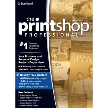WD Encore 8129654 Print Shop 4.0 Pro for PC (Email Delivery)