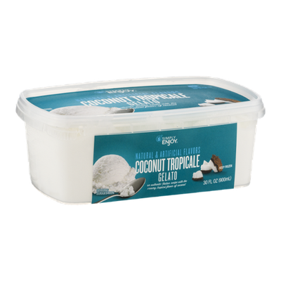 Simply Enjoy Gelato Coconut Tropicale